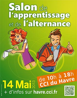 Montivilliers une voix diff rente gauche salon de l for Salon de l apprentissage